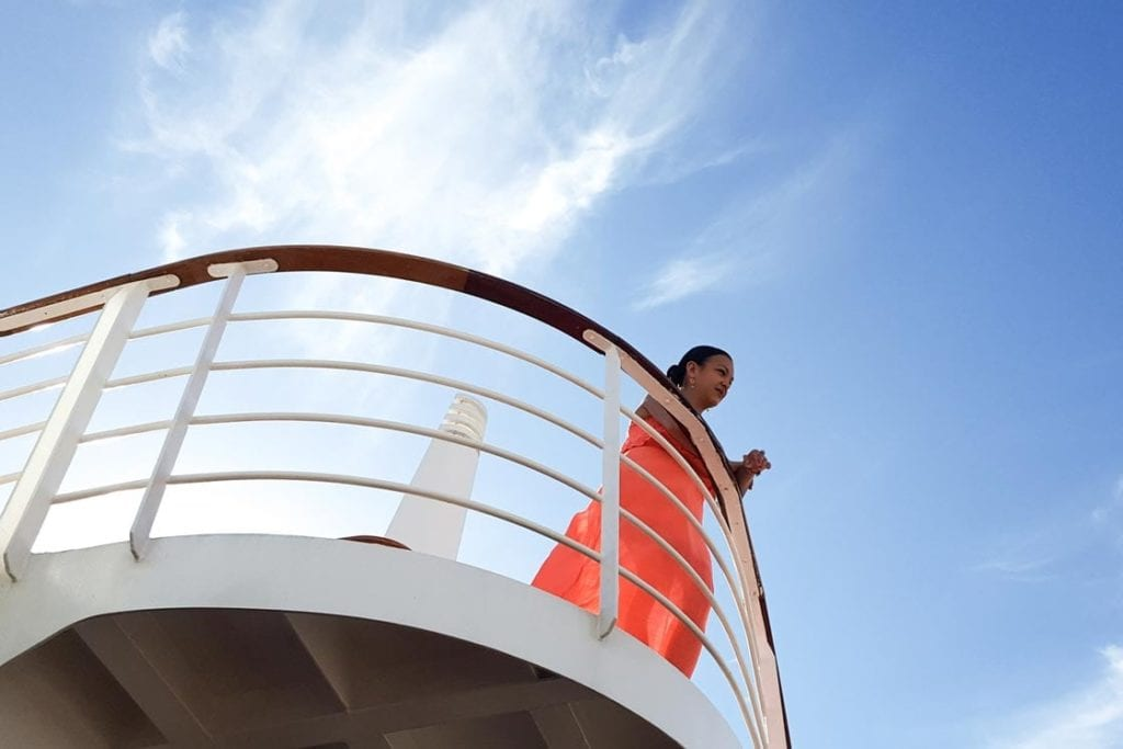 Travel Experience Aboard the MSC Divina