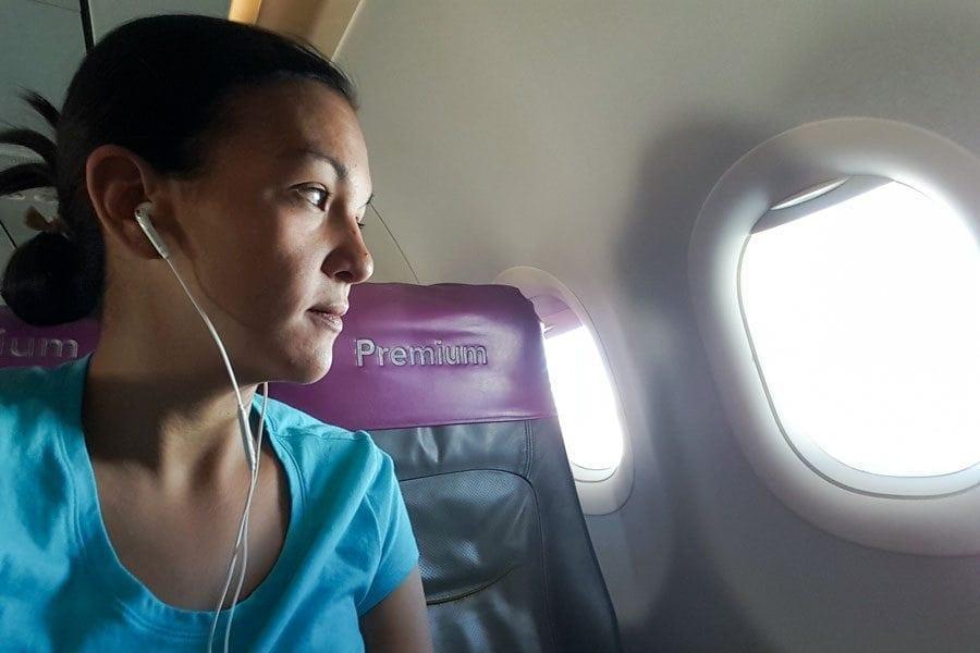 Fear of Flying Janelle Allen Travel Agent