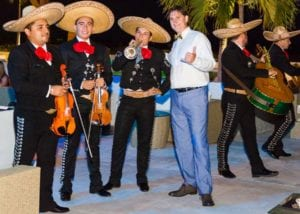 Mariachi Band Family Celebration