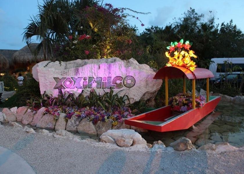 Xoximilco Cancun Entertainment