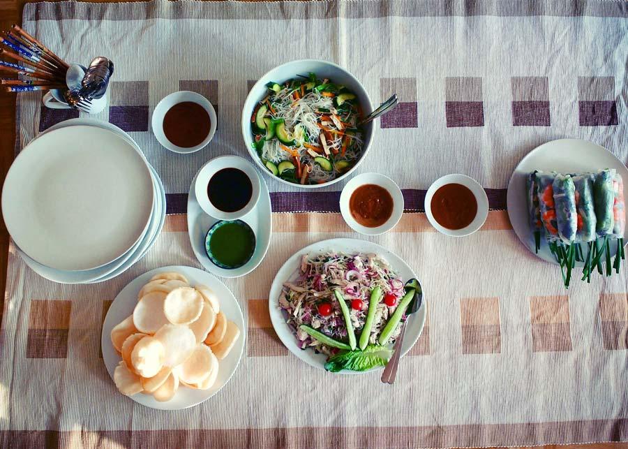Vietnamese Cuisine Travel to Vietnam
